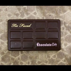 Too faced chocolate chip mini eyeshadow palette